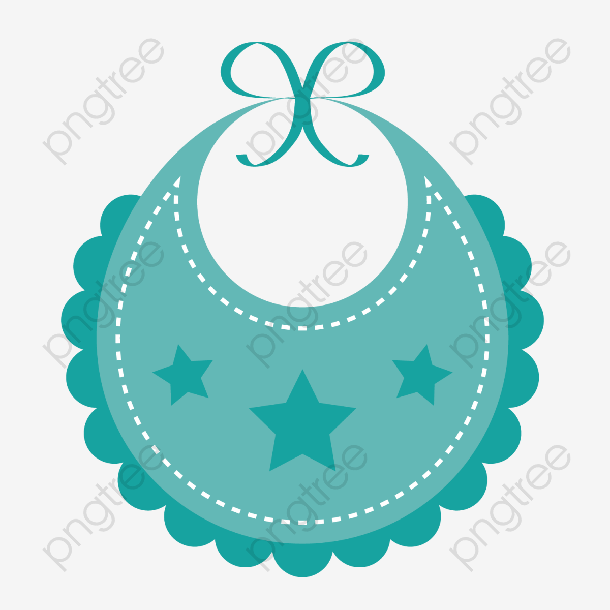 Baby Supplies Bibs, Cotton Fabric, Baby, Bib PNG and Vector with.