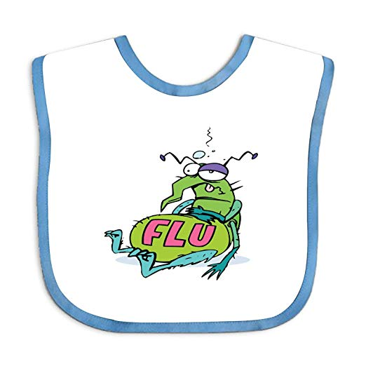 Amazon.com: Soft Bacteria Clipart Baby bibs.