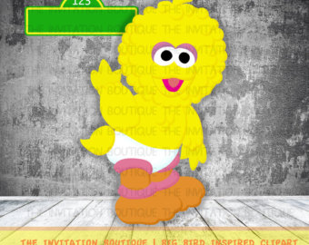 Big Bird Clipart (90+ images in Collection) Page 1.