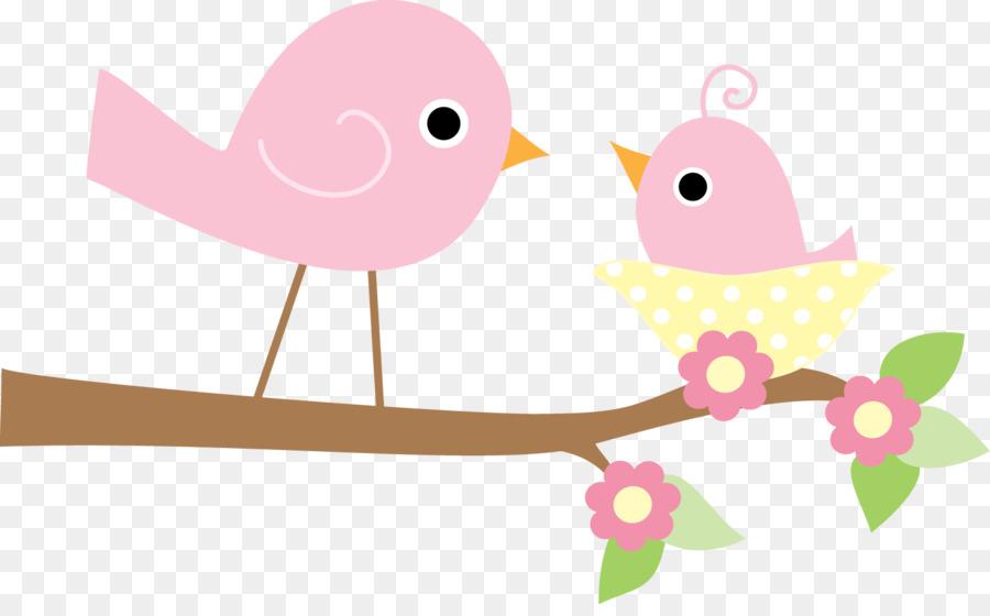 Pink Flower Cartoon clipart.
