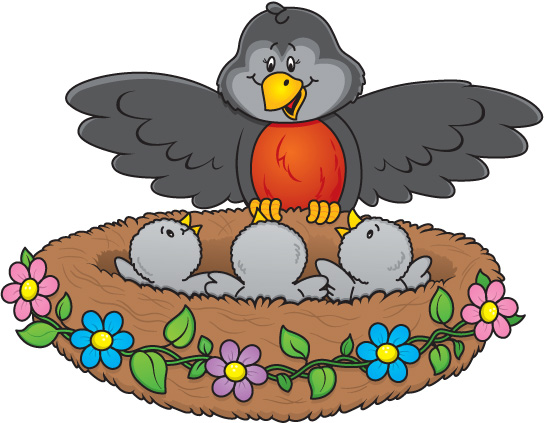 baby bird in nest clipart 20 free Cliparts | Download ...