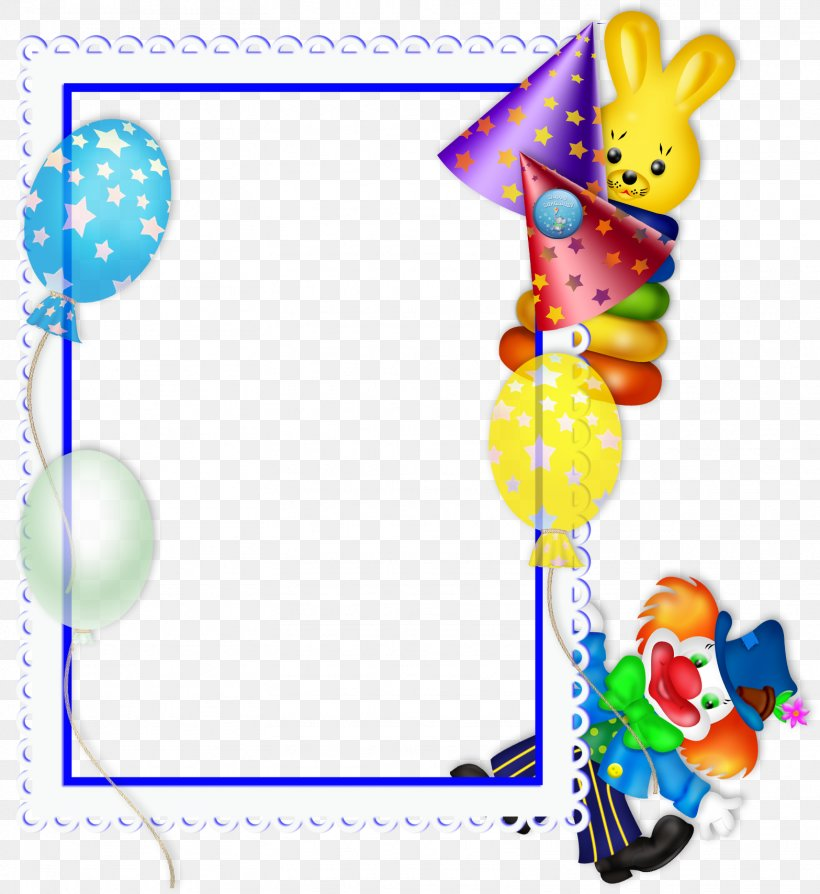 Picture Frame Birthday Party Clip Art, PNG, 1567x1709px.