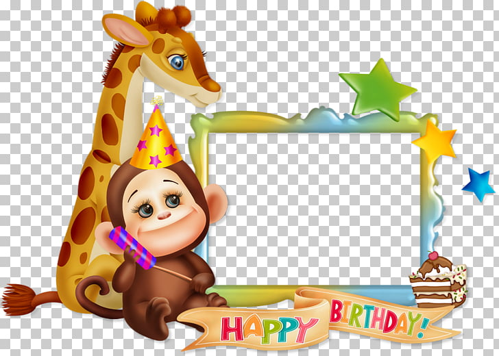 Birthday Party Frames , Birthday PNG clipart.