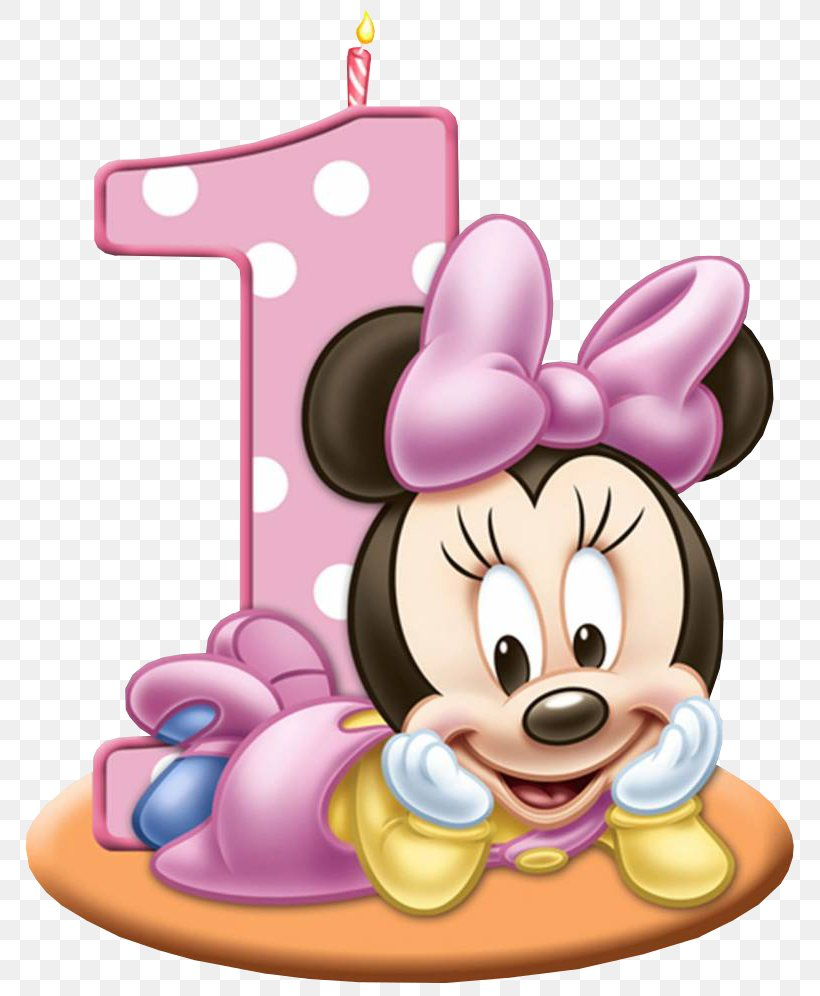 Minnie Mouse Mickey Mouse Birthday Cake Clip Art, PNG.