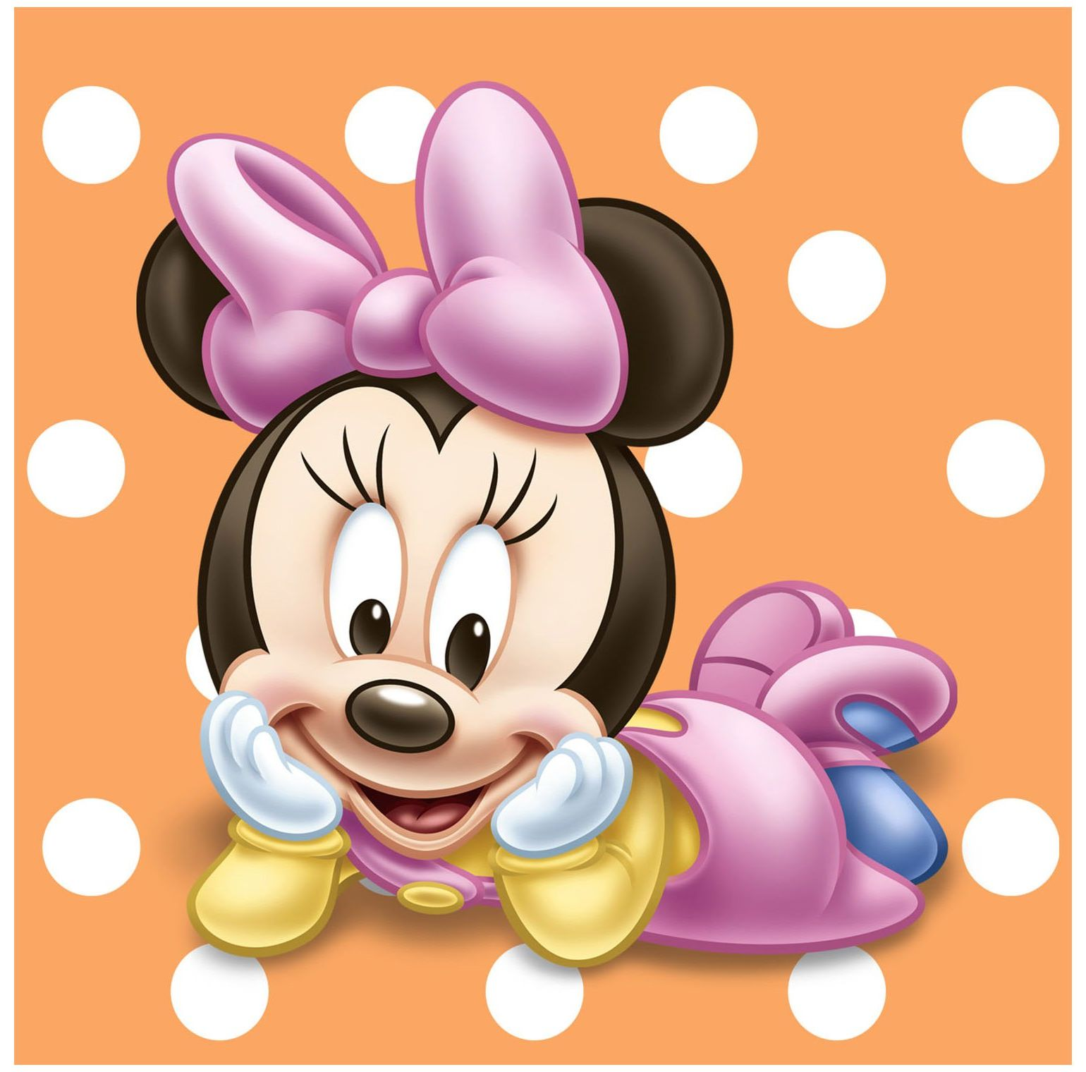 Free Minnie Mouse Baby, Download Free Clip Art, Free Clip.
