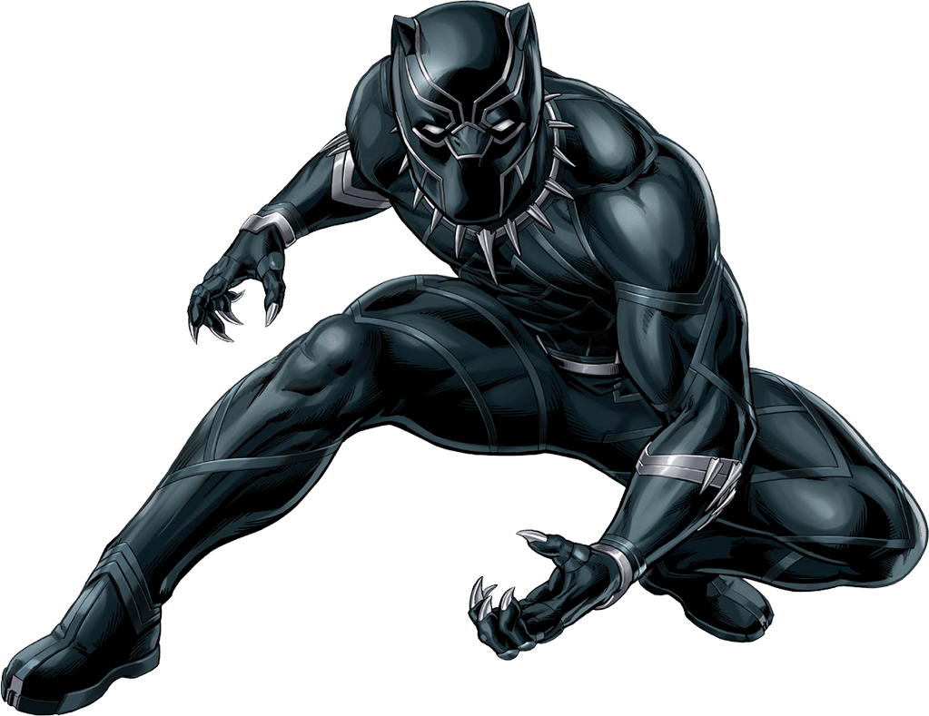 Black Panther YouTube Wakanda Marvel Cinematic Universe.