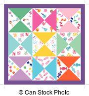 Baby blanket Clip Art Vector Graphics. 1,638 Baby blanket EPS.