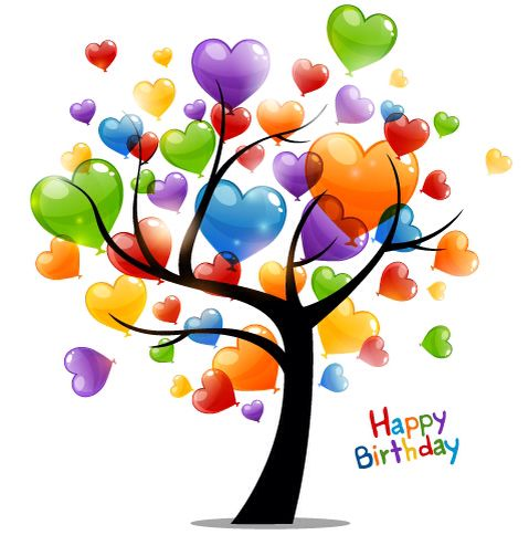 Free Birthday Trees Cliparts, Download Free Clip Art, Free.