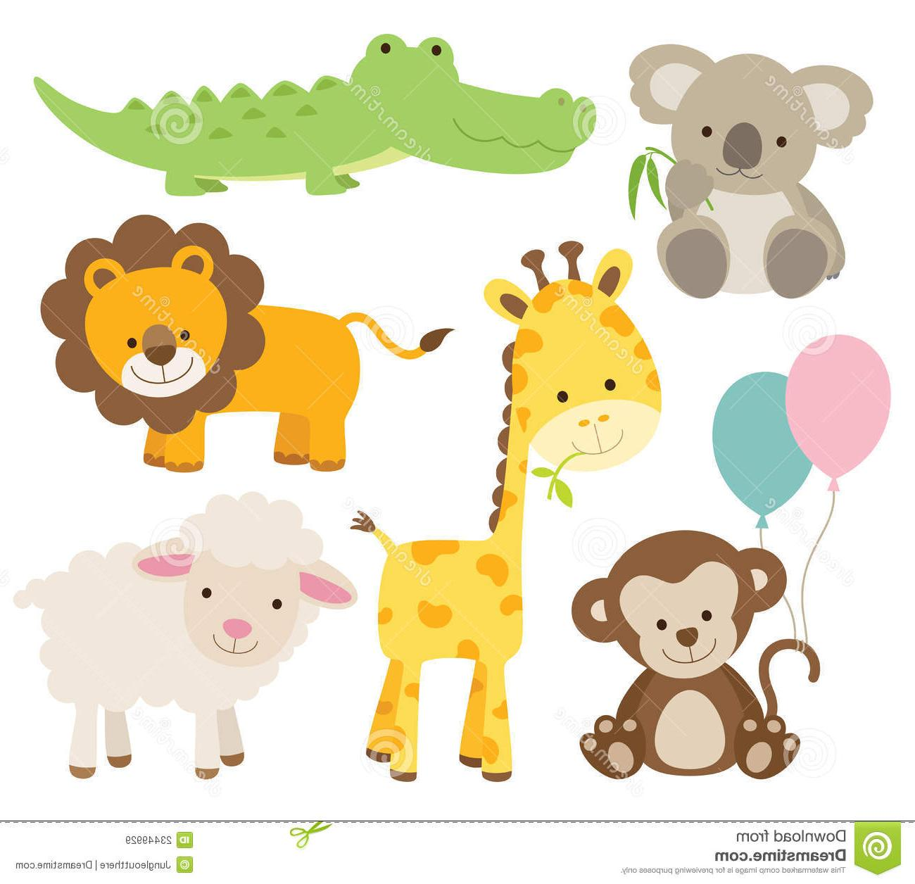 HD Baby Animal Clip Art File Free » Free Vector Art, Images.