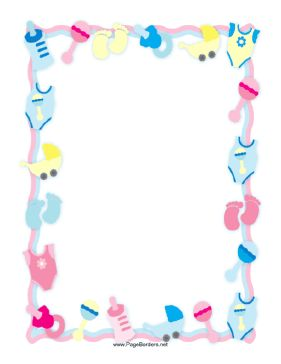 Free Baby Cliparts Borders, Download Free Clip Art, Free.