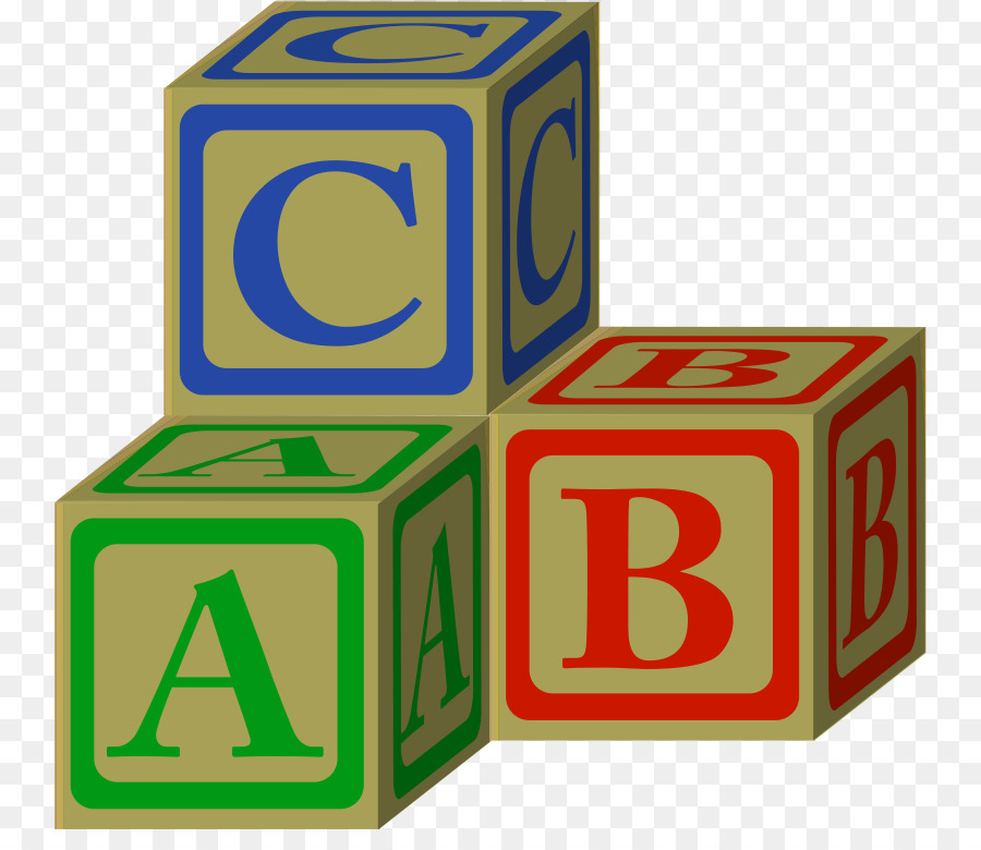 Toy block Free content Scalable Vector Graphics Clip art.