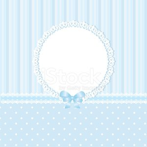 Baby blue background Clipart Image.