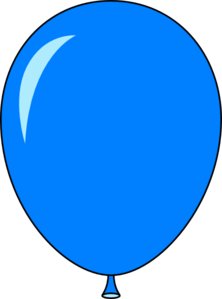 New Blue Balloon.
