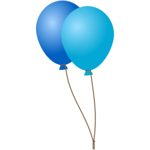 Free Blue Balloon Cliparts, Download Free Clip Art, Free.