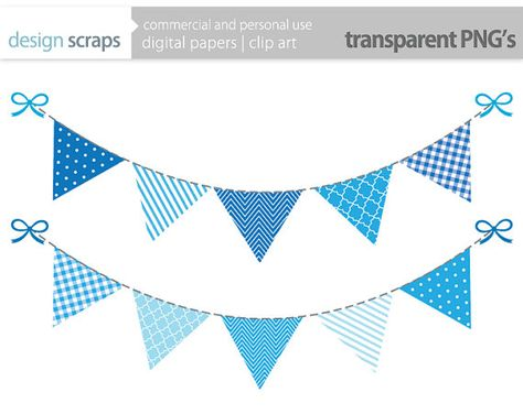 banner clip art graphics flag bunting banner baby by.