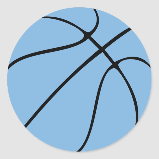 Baby blue basketball clipart clipart images gallery for free.