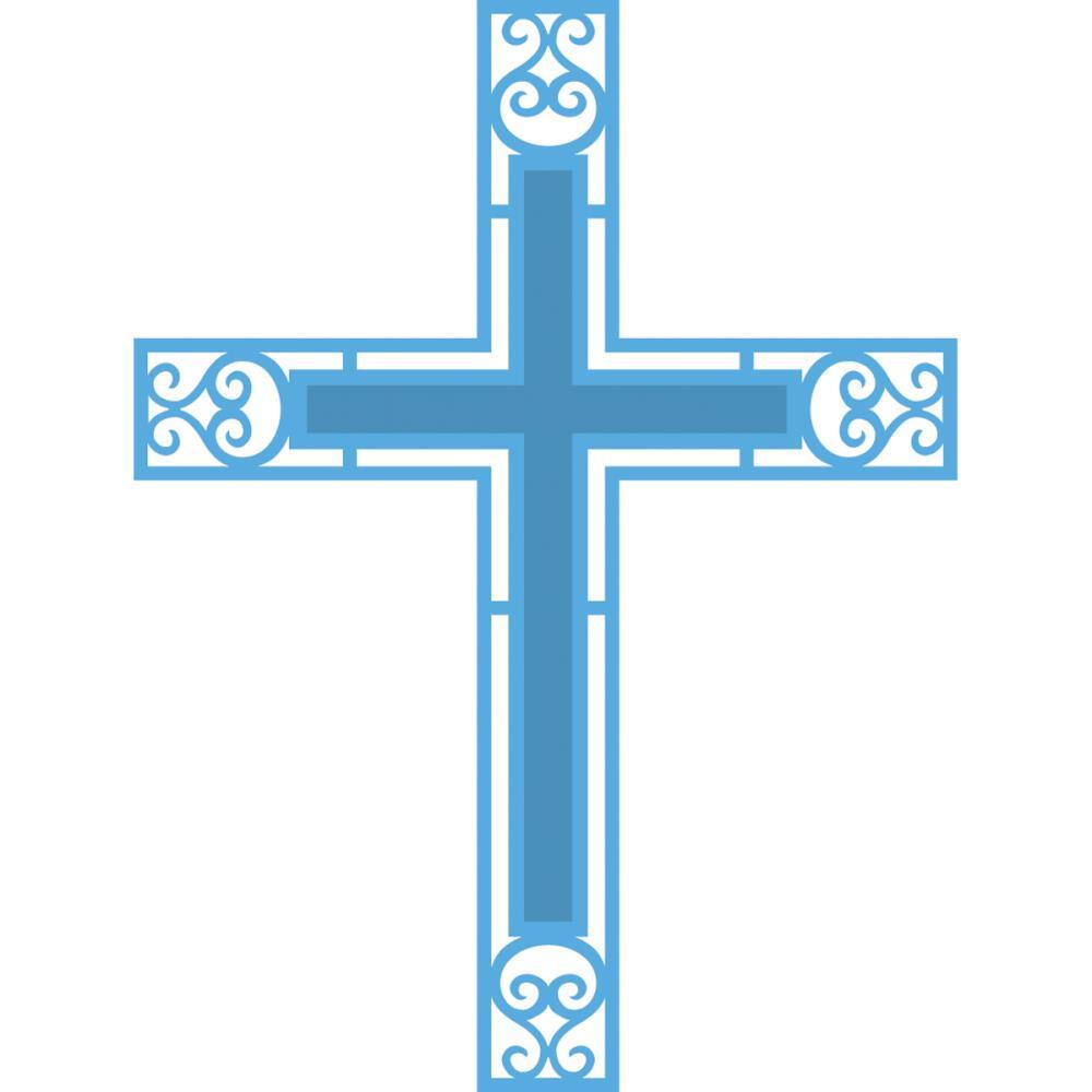 Baby Blue Cross.