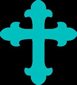 Blue Cross Clipart.