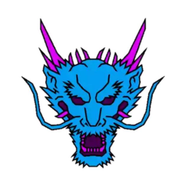 Devil Blue.