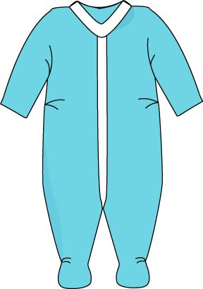 Baby Clothes Clipart at GetDrawings.com.