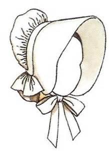 Clip Art Baby Bonnet Clipart.