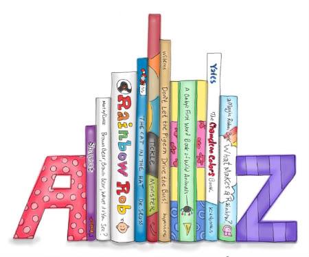 Baby Book Clip Art.