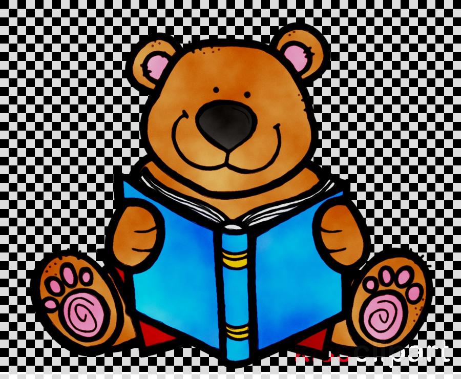 Bear Background clipart.