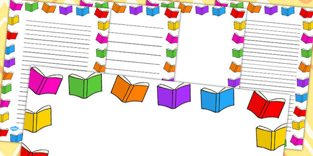 Free Book Page Borders, Download Free Clip Art, Free Clip.