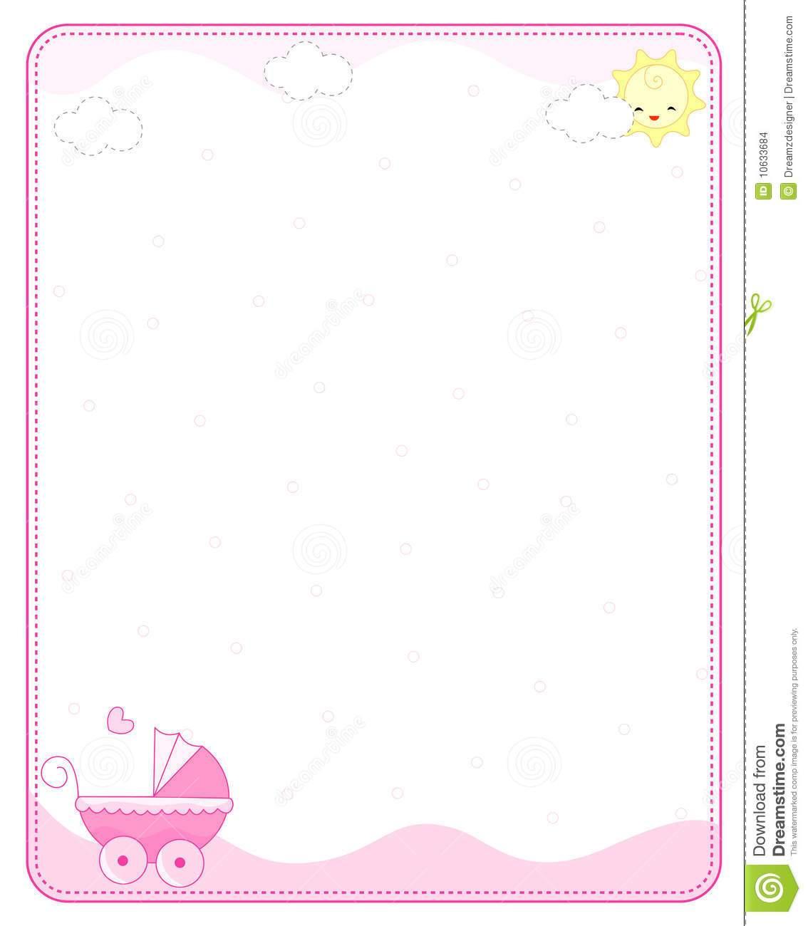 Clipart baby borders 7 » Clipart Portal.