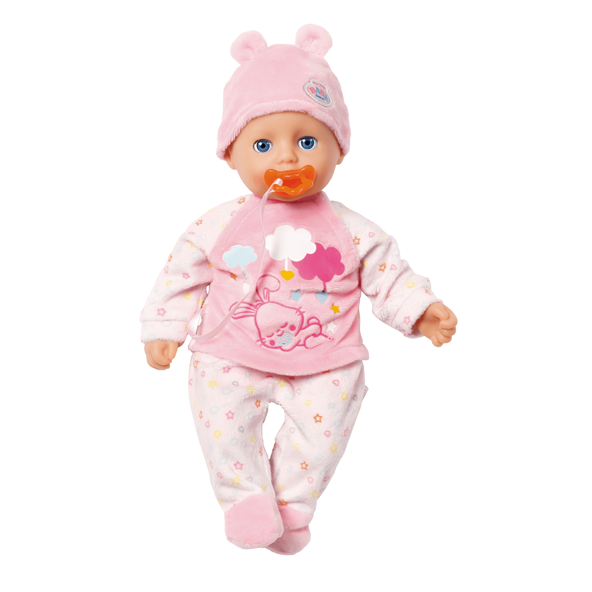 My Little BABY Born Super Soft Girl Doll.