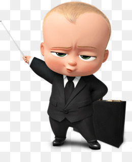 Boss Baby PNG.