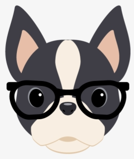 Free Boston Terrier Clip Art with No Background.