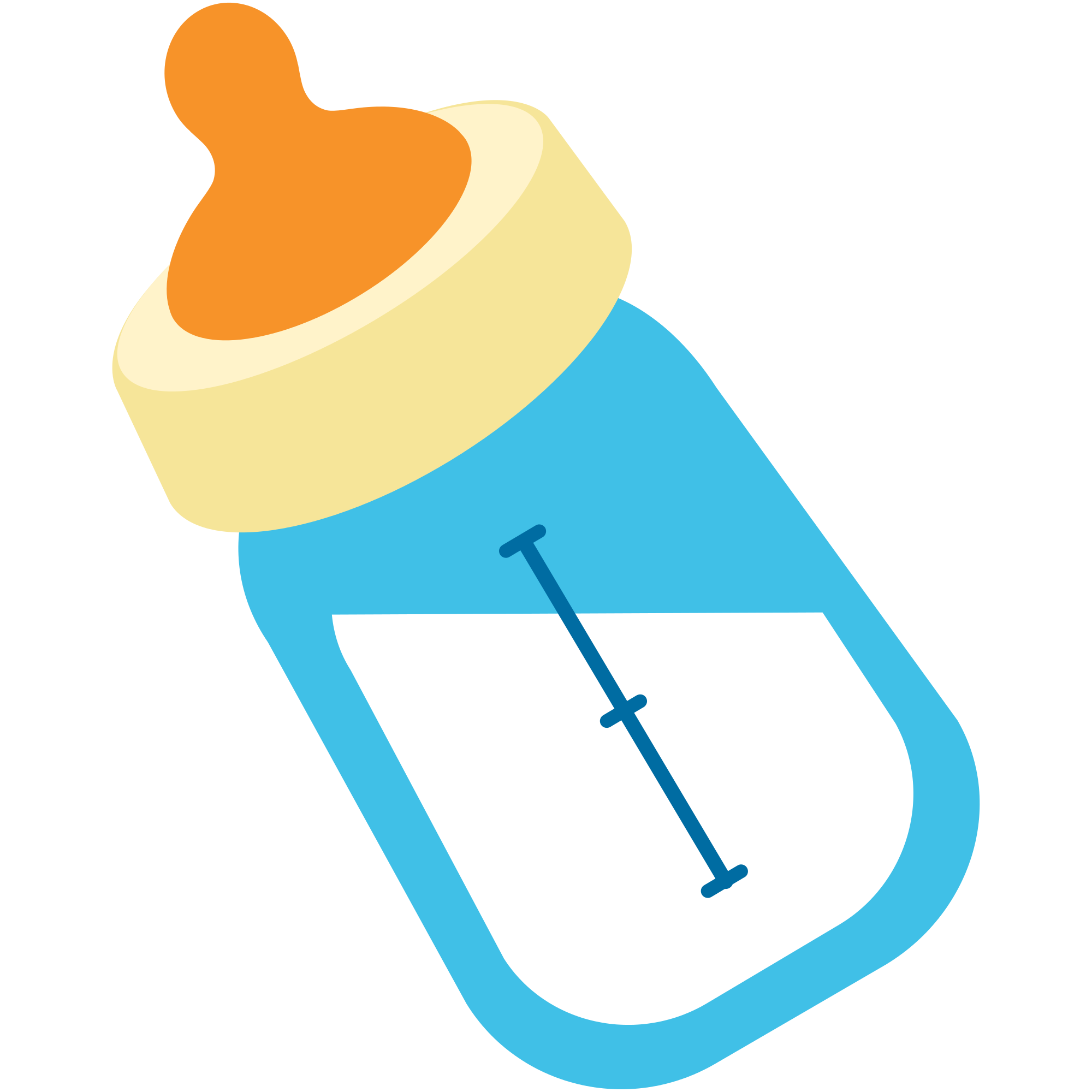 Baby Bottle Clipart Png.