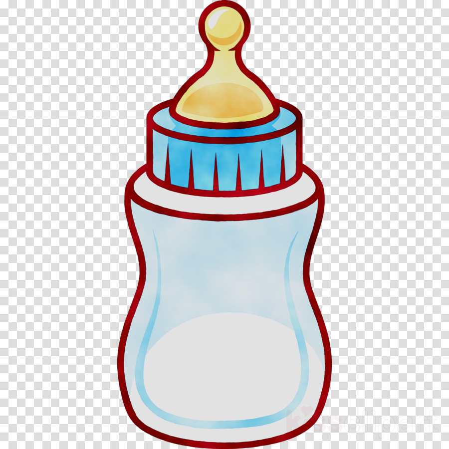 Baby Bottle Clip Art.