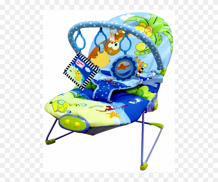 Picardo Cozy\' Musical Deluxe Baby Bouncer.