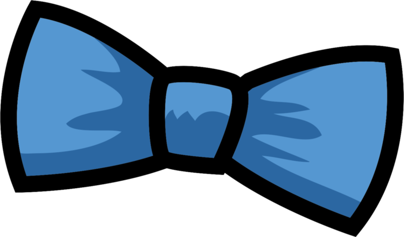 Download Free png Baby Blue Bow Tie Clipart Fre.