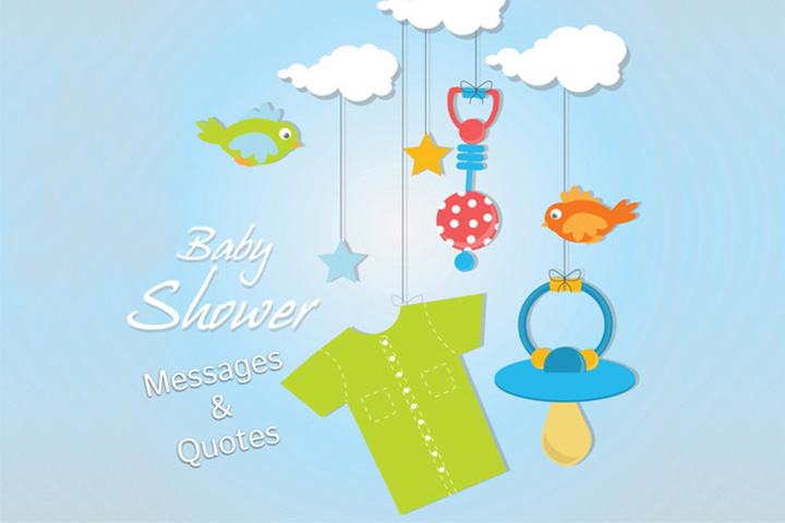 Top 120 Baby Shower Messages And Quotes.