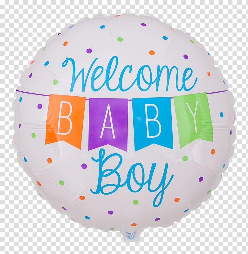 Balloon boy hoax Baby shower Birth Toy balloon, welcome baby.