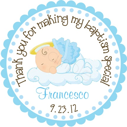 Baby boy baptism clipart 4 » Clipart Station.