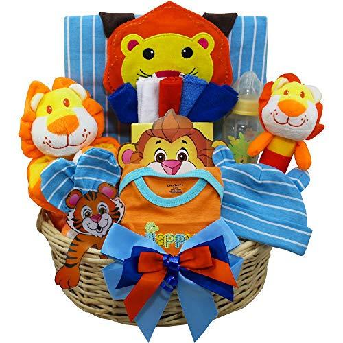 Cuddly, Cuddly Cub Baby Boy Gift Basket: Amazon.com: Grocery.