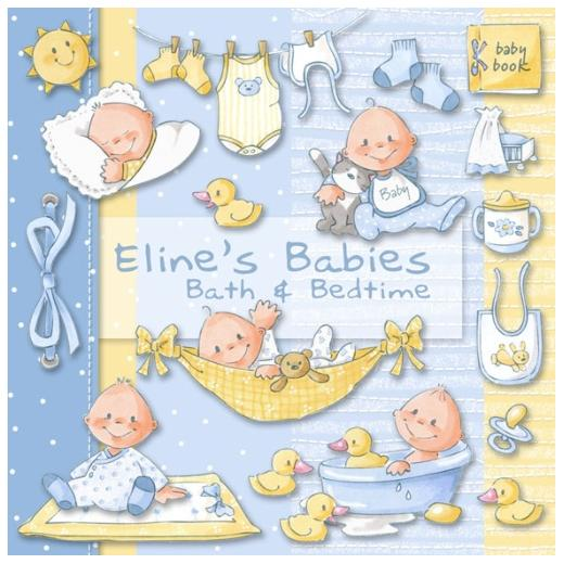 Eline\'s Digital ClipArt Set.