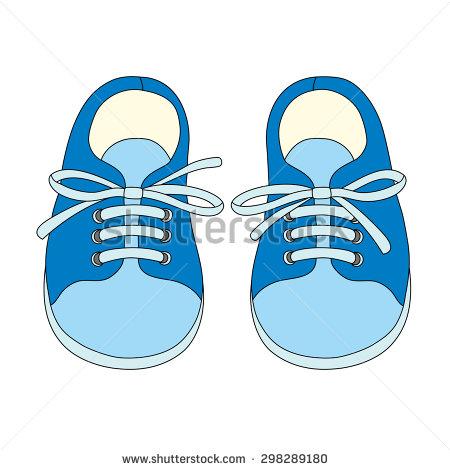 Baby Shoes Stock Vectors & Vector Clip Art Shutterstock.