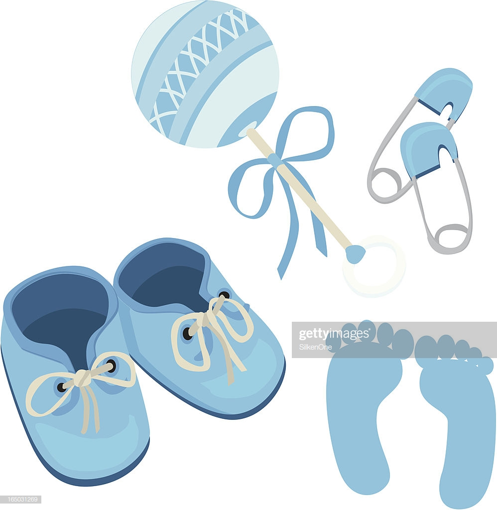 60 Top Baby Booties Stock Illustrations, Clip art, Cartoons, & Icons.