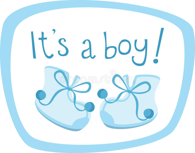Baby Shoes Stock Illustrations.