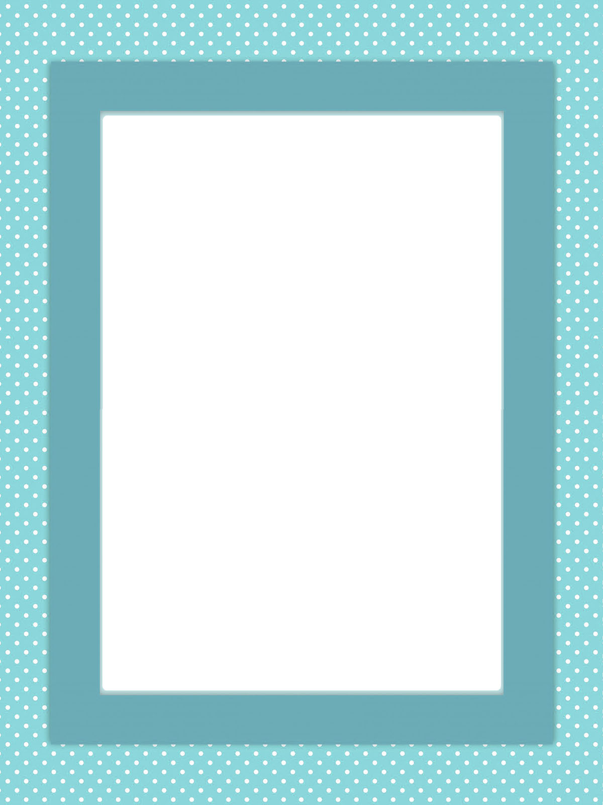 Printable Borders and Image Frames.