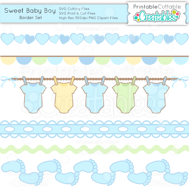Free Baby Border Cliparts, Download Free Clip Art, Free Clip Art on.