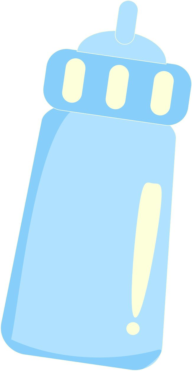 Bottle clipart baby boy Pencil and in color bottle clipart.