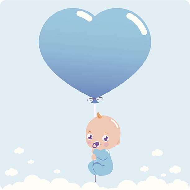 Best Baby Boy Illustrations, Royalty.