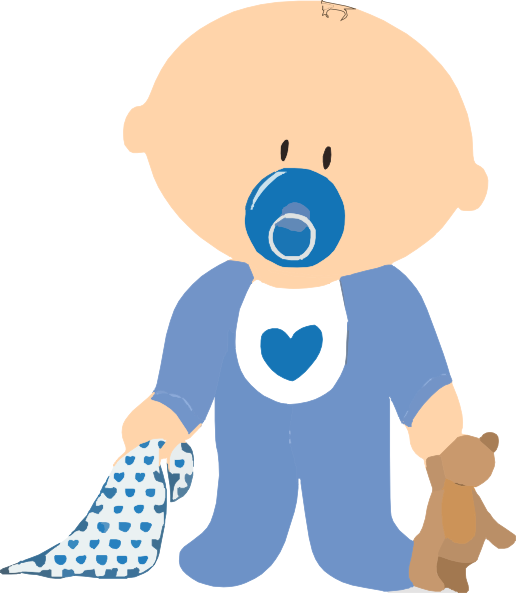 Baby Boy Clipart & Baby Boy Clip Art Images.