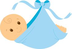 Free Baby Boy Clipart Images.